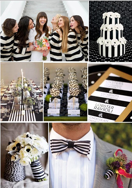 Stripy Inspiration Board